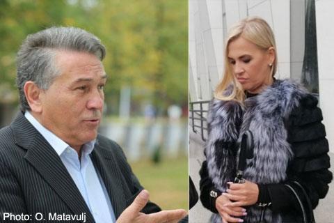 Halid Muslimović е признат за виновен и трябва да изплати 84 000 евро на бившата си любовница