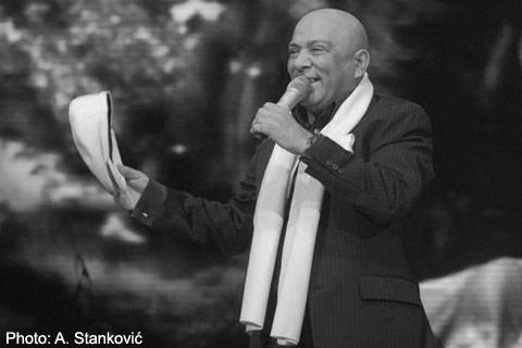 Почина легендарният ромски певец Džej Ramadanovski