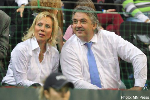 Lepa Brena и Boba Živojinović празнуват 29 години брак