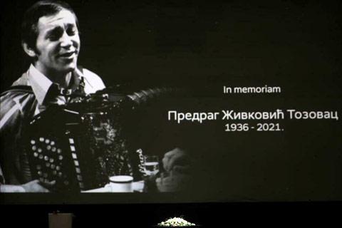 Изпратиха Predrag Živković Tozovac на вечен покой