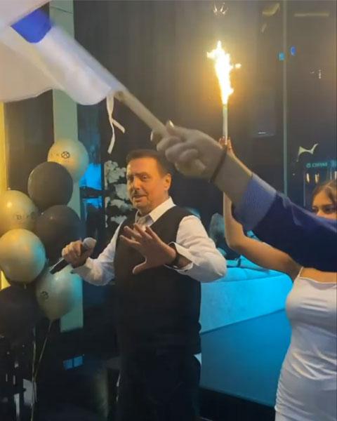 Dragan Kojić Keba отпразнува 61-я си рожден ден
