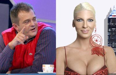 Jelena Karleuša нападна Brajа