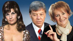 Silvana Armenulić – Radmilo Armenulić – Lepa Lukić
